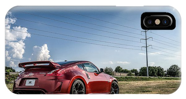 Nissan iPhone Case - Nismo by Douglas Pittman