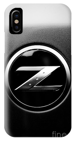 Tint iPhone Case - Nissan Z by Jt PhotoDesign