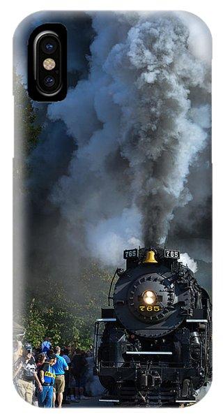 Nkp765 Arrival IPhone Case