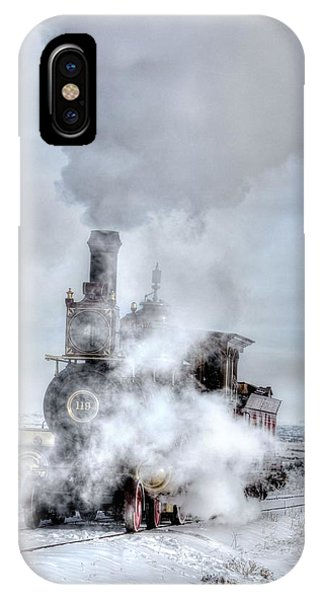 No 119 IPhone Case