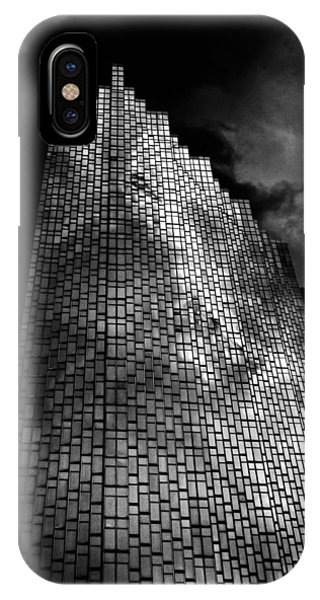 IPhone Case featuring the photograph No 200 Bay St Rbp South Tower Toronto Canada by Brian Carson