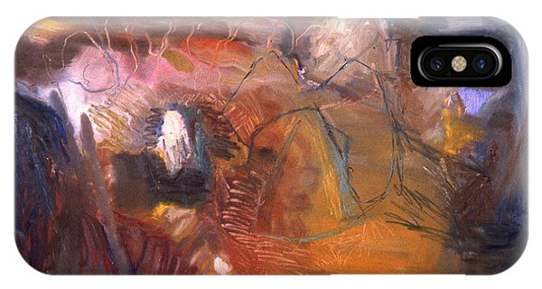 No 3 In A Series Of Human Landscapes IPhone Case