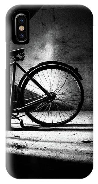 Cycling iPhone Case - No. 315 by Zsolt Halasi