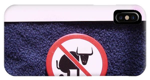 No Bull IPhone Case