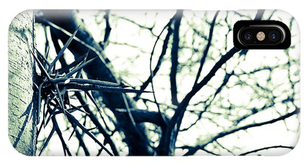 No Climbing Tree IPhone Case