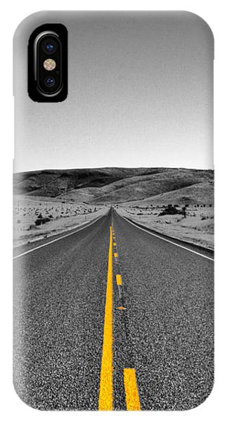 No Country For Old Men II IPhone Case