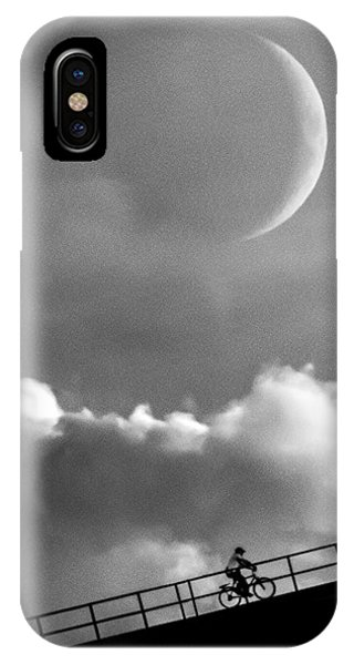 Skyscape iPhone Case - No Turning Back by Bob Orsillo