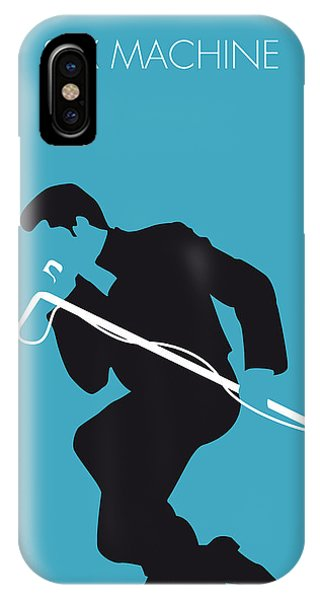 James iPhone Case - No018 My James Brown Minimal Music Poster by Chungkong Art