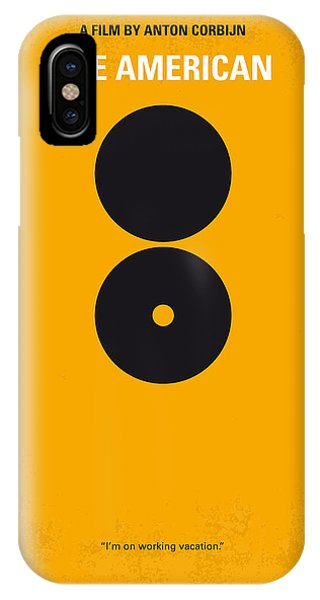 Weapons iPhone Case - No088 My The American Minimal Movie Poster by Chungkong Art