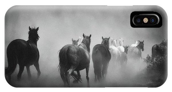 Mist iPhone Case - No.25 by Adirek M