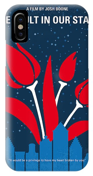 Holland iPhone Case - No340 My The Fault In Our Stars Minimal Movie Poster by Chungkong Art