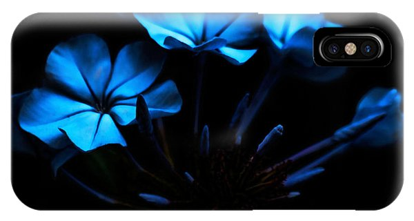 Nocturnal Blue IPhone Case