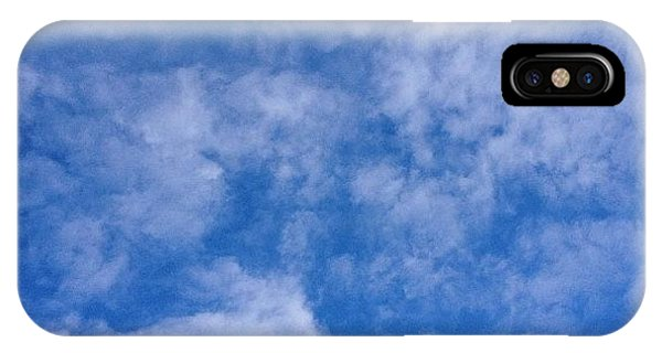 View iPhone Case - #nofilter #view Out Of The #sunroof by Teresa Mucha