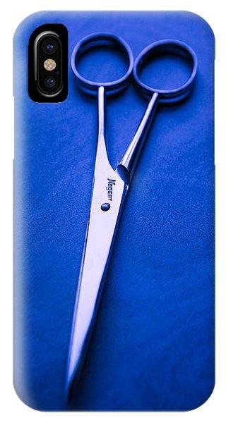 Nogent Scissors IPhone Case