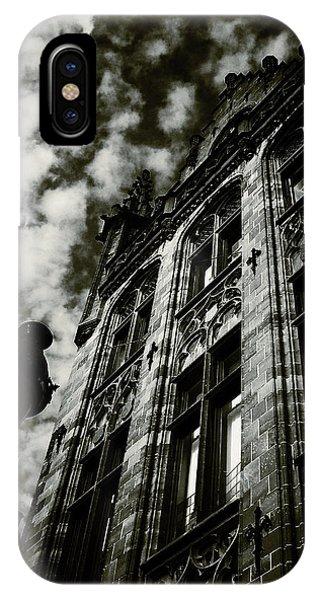 Noir Moment In Brugges IPhone Case