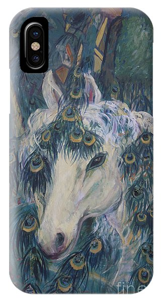 Nola's Unicorn IPhone Case