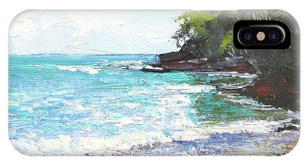 Noosa Heads Main Beach Queensland Australia IPhone Case