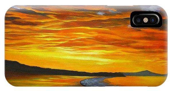 Noosa Sunset IPhone Case