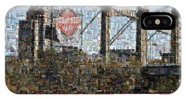 Nordeast Mosaic IPhone Case