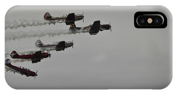Norteast Raiders At The Greenwood Lake Airshow 2012 IPhone Case