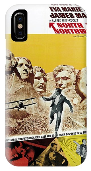 North By Northwest - 1959 IPhone Case