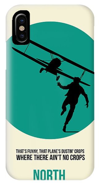 North By Northwest Poster 1 IPhone Case
