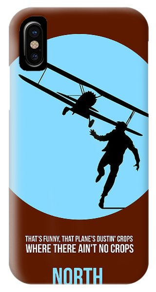 North By Northwest Poster 2 IPhone Case