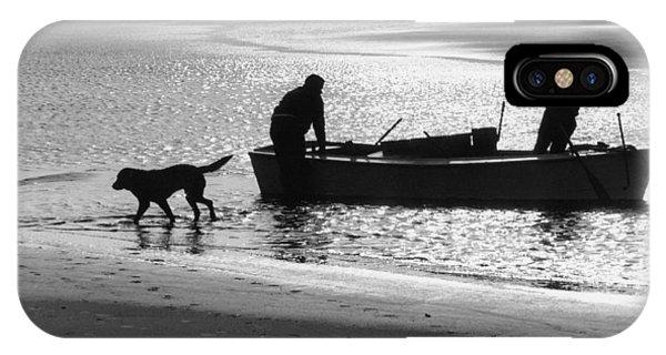North Carolina Fishermen IPhone Case