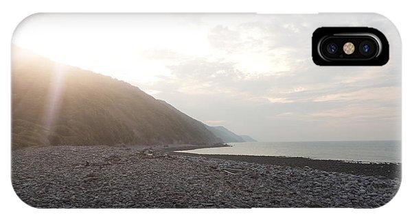 North Devon Coast IPhone Case