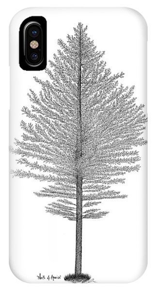 North Of America IPhone Case