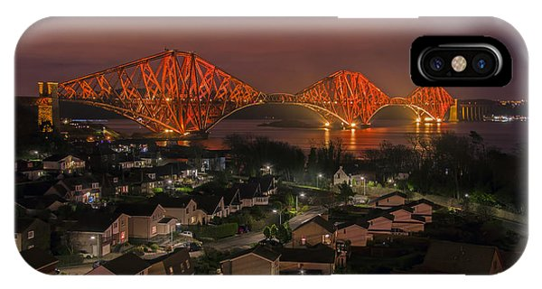 North Queensferry IPhone Case