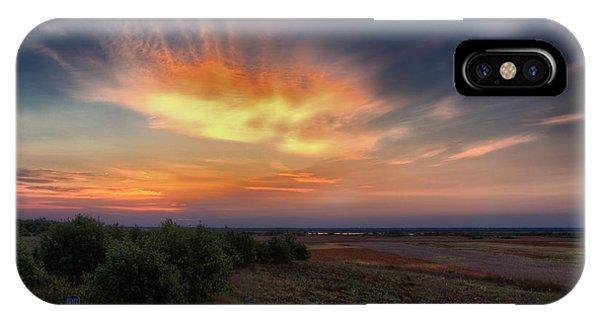 North Refuge Sunrise IPhone Case