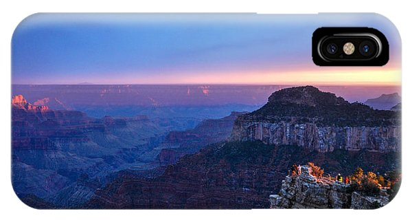 North Rim Sunset IPhone Case