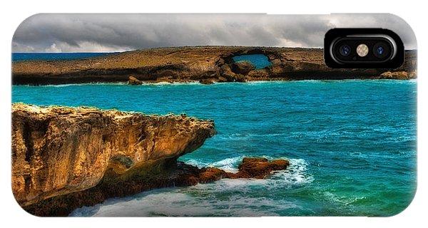 North Shore Waikiki Hawaii IPhone Case