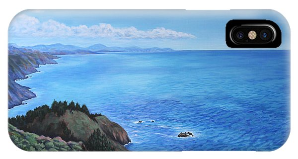 Northern California Coastline IPhone Case