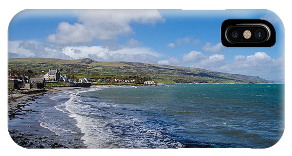 Northern Ireland Coast IPhone Case