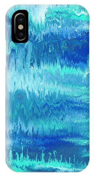 Northern Lights Phone Case by Lance Bifoss