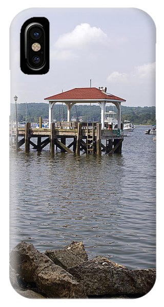 Northport Dock IPhone Case