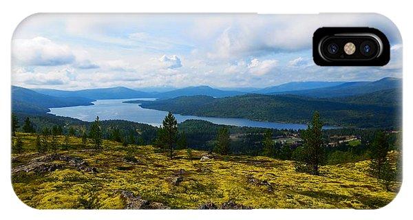 Norwegian Landscape 3 IPhone Case