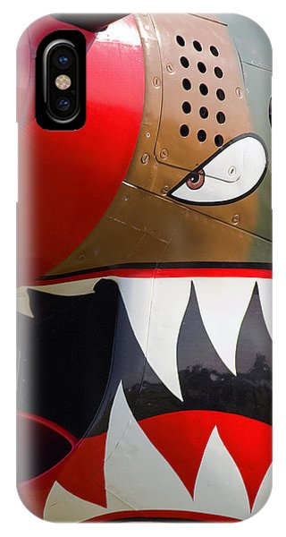 Nose Art I IPhone Case