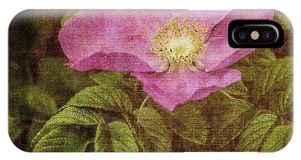 Nostalgic Rose Phone Case by Karen Stephenson