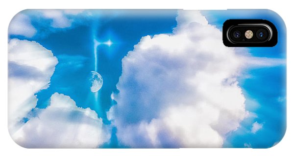 Not Just Another Cloudy Day IPhone Case