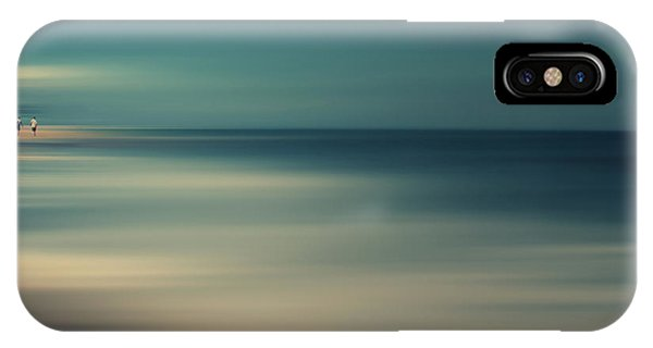 Long Exposure iPhone Case - Not The End Of The World by Cie Shin