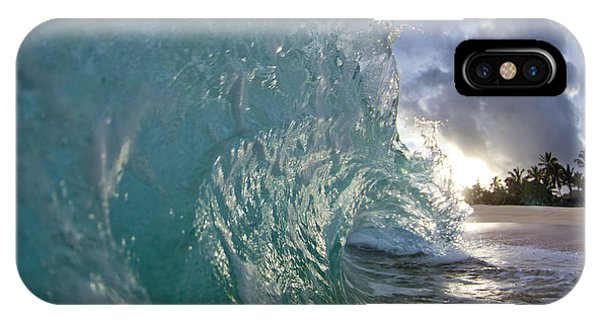 Coconut Curl IPhone Case