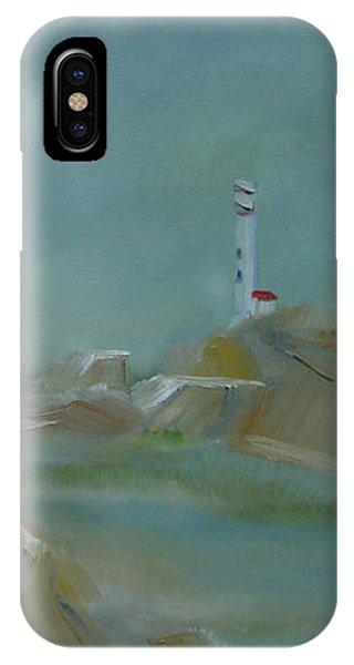 Nova Scotia Fog IPhone Case
