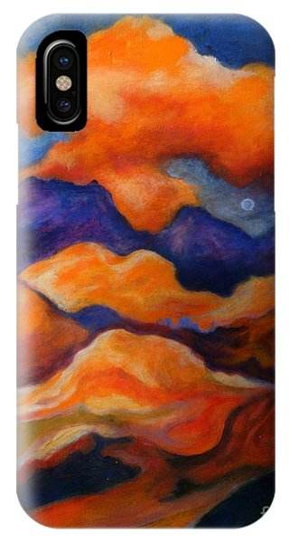 November Landscape IPhone Case