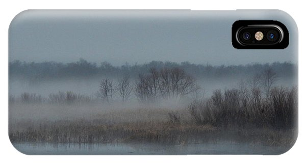 November Mist IPhone Case