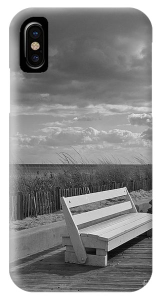 November On The Boardwalk IPhone Case