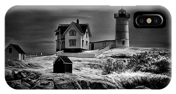 Nubble Night IPhone Case