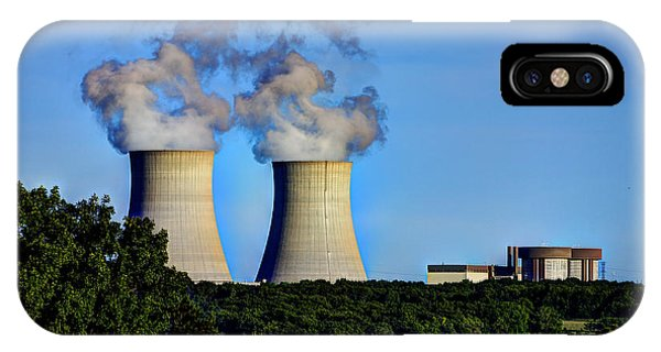 Nuclear Hdr1 IPhone Case